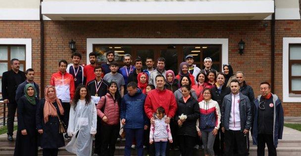 GTÜ'de Spor Dolu Gün