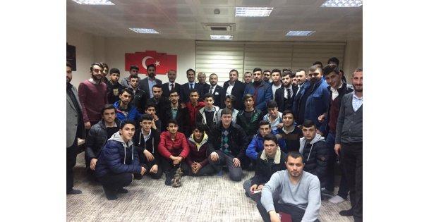 Güçlü bir Türkiye için!