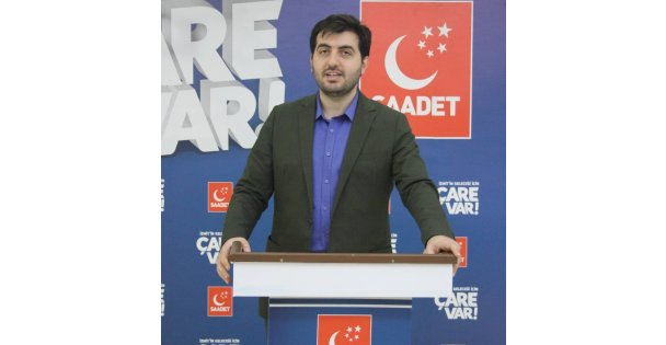 GÜRSOY 'EKONOMİZİN GÜÇLÜ OLDUĞUNU İSPATLASINLAR'