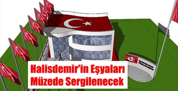 Halisdemir'in Eşyaları Müzede Sergilenecek!