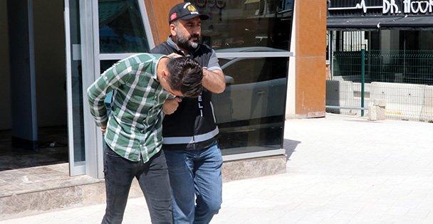 Hırsızlık şüphelileri İstanbul'da yakalandı