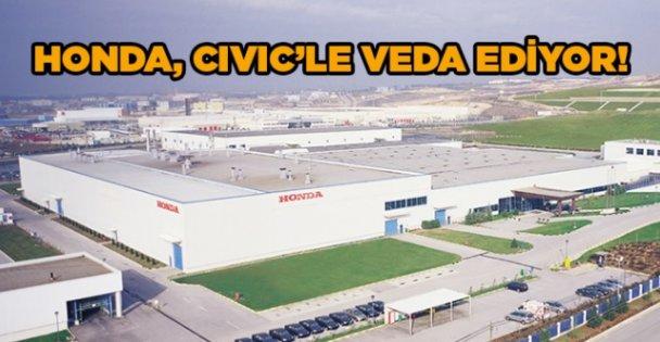 Honda, Civic'le veda ediyor!