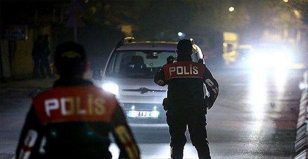 'Huzur Türkiye' uygulamalarında aranan 7 bin 855 kişi yakalandı