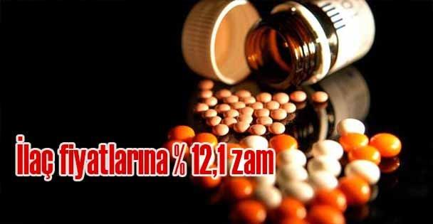 İlaç Fiyatlarına Zam