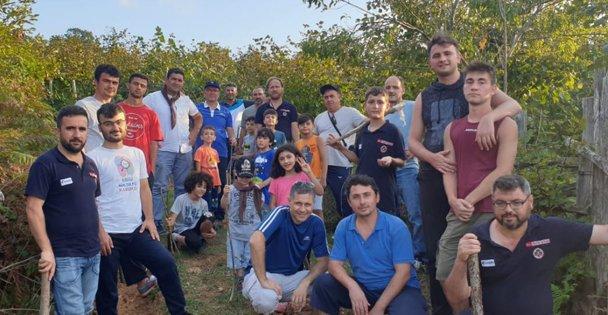 İLKÇEV'den Geleneksel Baba-Oğul Kampı
