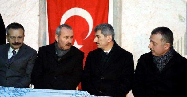 İnce'den şehit Karagöz'ün ailesine ziyaret