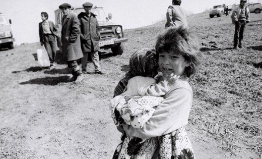 İnsanlık tarihinin kara lekesi:Hocalı Katliamı