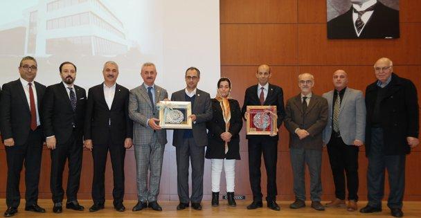 İran Ticari Heyeti ziyaret gerçekleştirdi