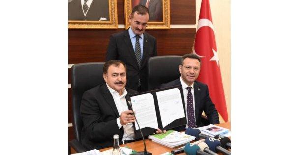 İsmail kahraman yazdı Orman Bakanı Pakdemirli'ye Dilovası Mektubu Sel Felaketine Karşı Dilovasın da önlem alınmalı