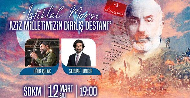 İstiklal Marşı'nın Yıldönümüne Program