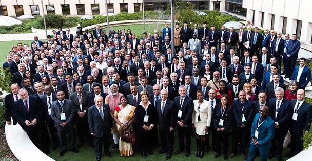 İSU, Dünya Su Konseyi'nde