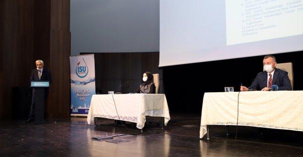 İSU'nun 2020 Yılı Olağan Genel Kurulu yapıldı