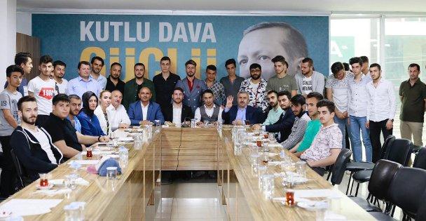 İYİ Parti İlçe Gençlik Teşkilatında Toplu İstifa