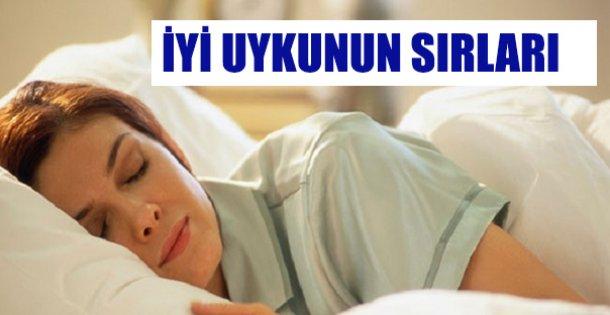 İyi Uykunun Sırları