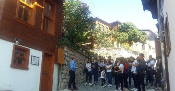 İzmirli öğrencilerden Kocaeli araştırması