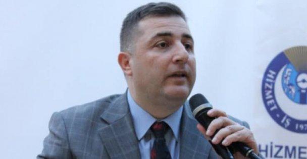 İzmit Belediyesinden işçi çıkarılmasına Hizmet-İş Sendikasından tepki