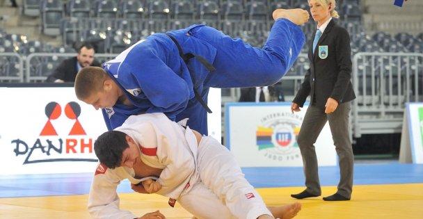 Judocular milli takım kampına gidiyor