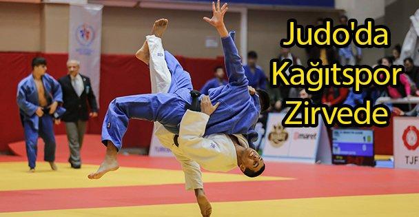 Judo'da Kağıtspor Zirvede