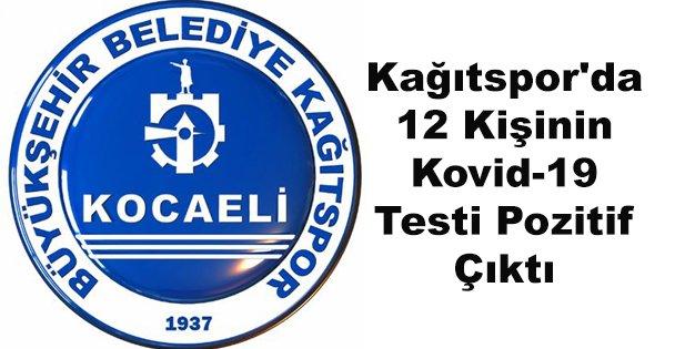 Kağıtspor'da 8'i Basketbolcu 12 Kişinin Kovid-19 Testi Pozitif Çıktı