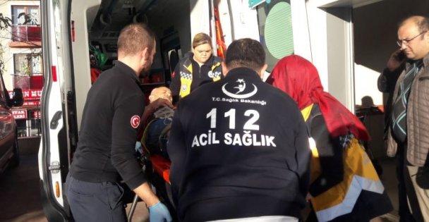 Kaldirik otu toplayan kişi avcılar tarafından kazara vuruldu