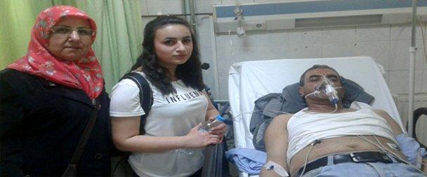 Kalp krizi geçiren yolcuyu hastaneye otobüsle yetiştirdi