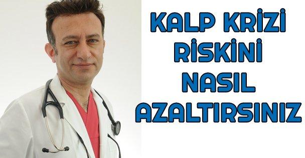 Kalp Krizi Riskini Nasıl Azaltırsınız?