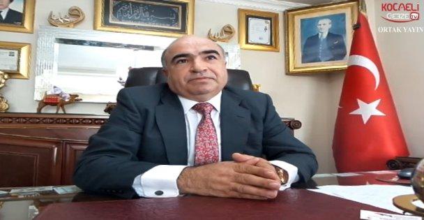 Kandıra Dadaş Emlak Yönetim Kurulu Başkanı Osman Aktaş açıklamalarda bulundu
