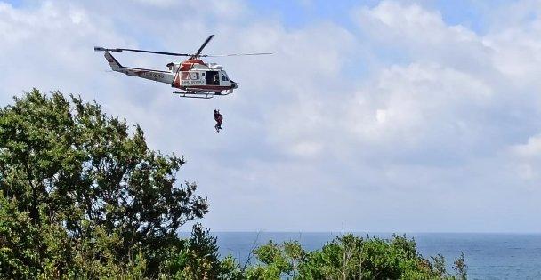 Kandıra'da serinlemek için denize giren kişi boğuldu