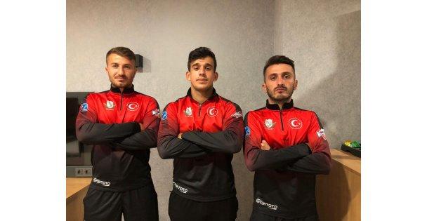Kandıra'dan üç genç Ragby Milli takımında mücadele edecek.