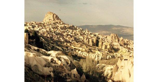 Kapadokya Bölgesinde Belgesel Çekimlerimiz