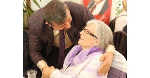 Karabacak Yaşlılar Haftası'nı kutladı