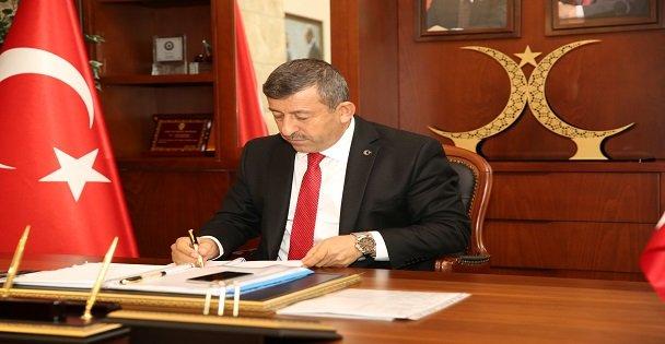 Karabacak'tan 10 Kasım Mesajı