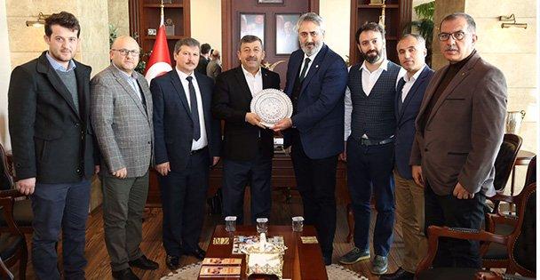 Karabacak'tan amatör spora destek