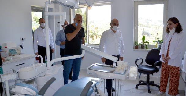 Karamürsel Devlet Hastanesi ek diş binası hizmet vermeye başladı.