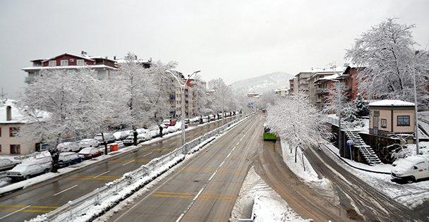 Karamürsel'de Kış!