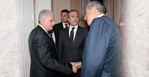 Karaosmanoğlu, Başbakan...