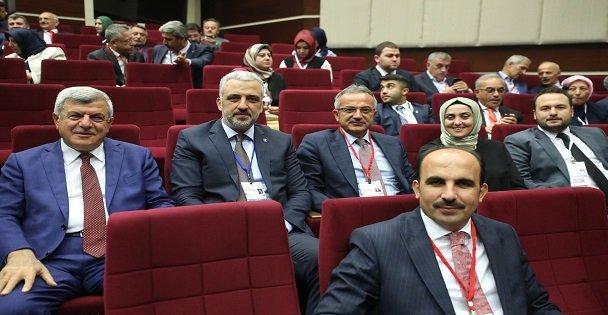 Karaosmanoğlu İl Başkanları Toplantısı'nda