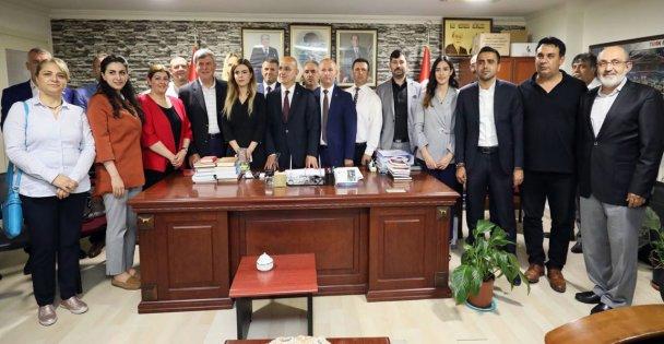 Karaosmanoğlu'ndan 24 Haziran teşekkürü