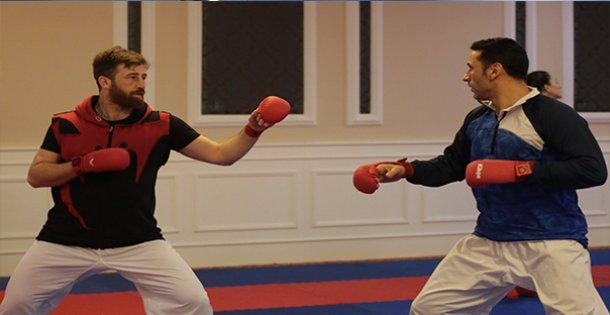 Karate Milli Takımı'nda hedef Avrupa Şampiyonluğu