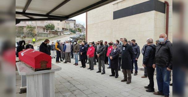 Kıbrıs Gazisi Abdulselam Yılmaz askeri törenle uğurlandı