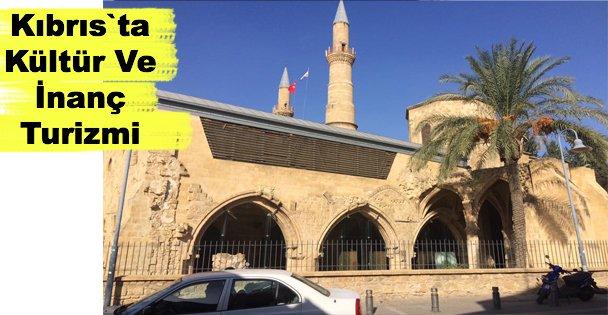 Kıbrıs`ta Kültür Ve İnanç Turizmi