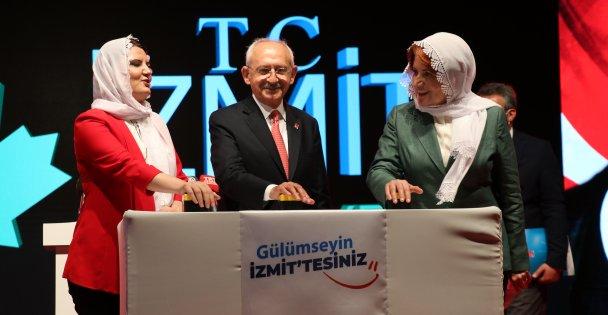 Kılıçdaroğlu, İzmit'te açılışa katıldı