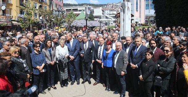 Kılıçdaroğlu'na saldırıya tepki