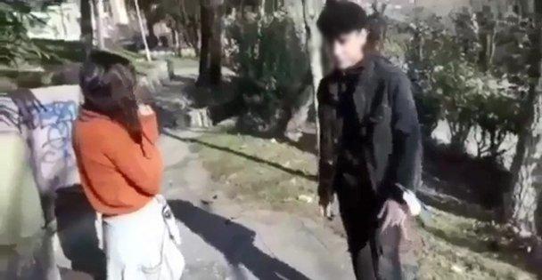Kız arkadaşını darp görüntüsünü sosyal medyada paylaşan şahıs yakalandı