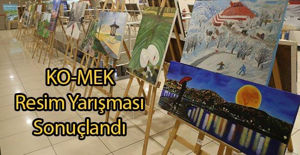 KO-MEK Resim Yarışması Sonuçlandı