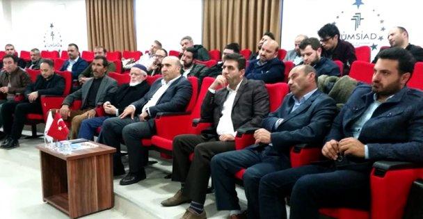 """'KOBİ'lerde Kurumsallaşma ve Küreselleşme"""" Semineri"""