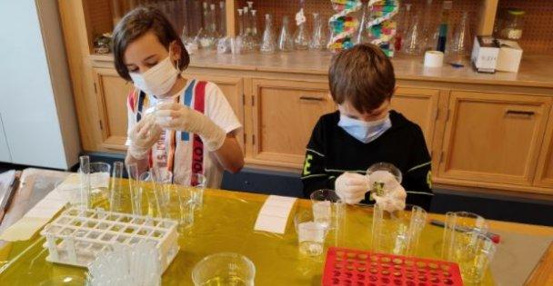 Kocaeli Bilim Merkezi'nde yüz yüze eğitimler başladı