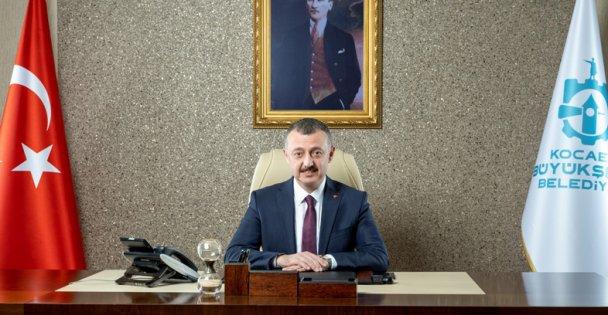 Kocaeli Büyükşehir Belediye Başkanı Büyükakın'dan