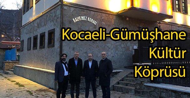 Kocaeli-Gümüşhane Kültür Köprüsü