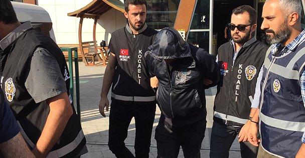 Kocaeli polisinden hırsızlık çetesine operasyon